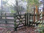 Image: A Leicestershire Round footpath stile